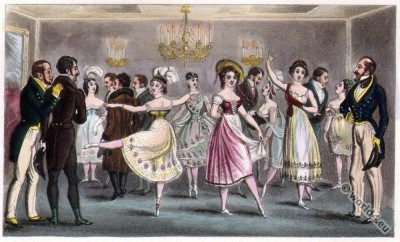 Dandy, Clubs, Dandysme, Green Room, Opera, Regency, costumes