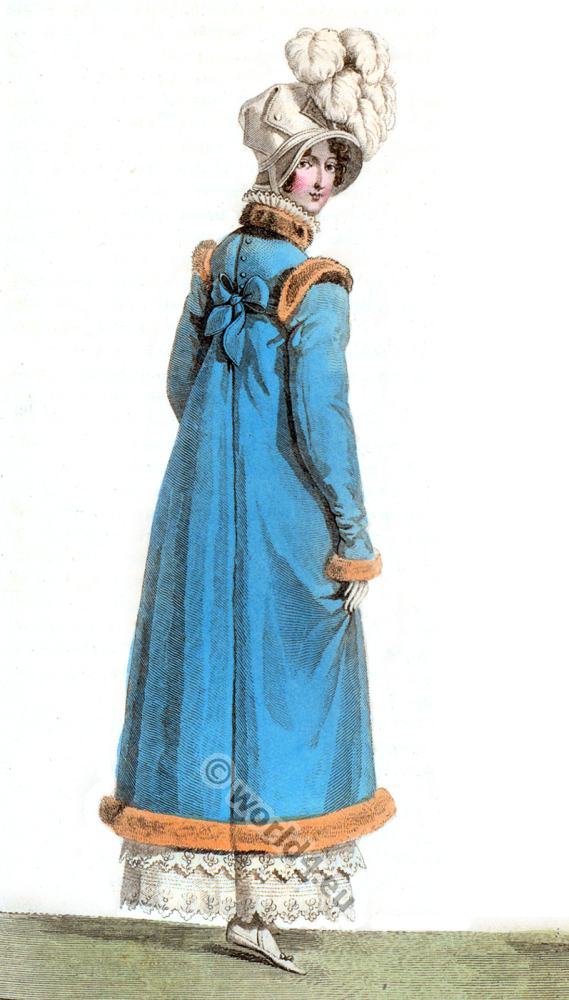 Regency, Costume Parisien, Romanticism, fashion,