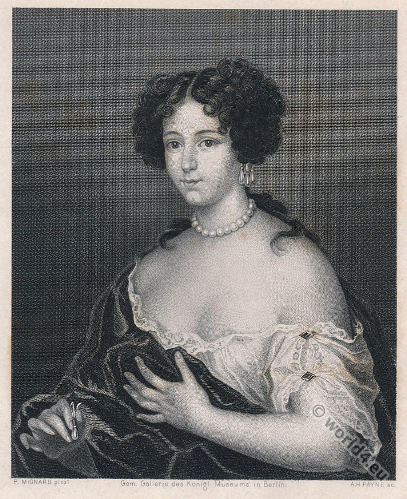 Marie Mancini, Baroque, mistress