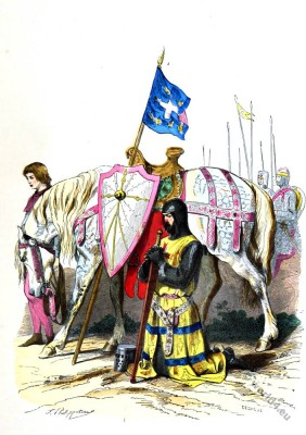 Crusader, Knight middle ages, fashion, history