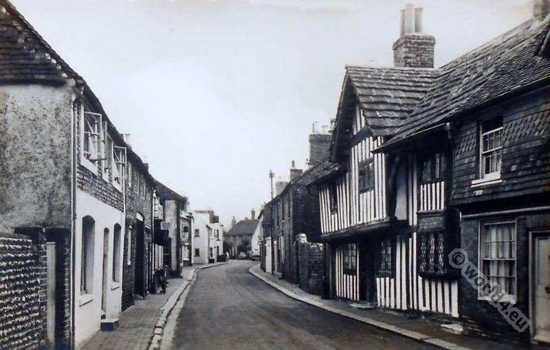 Tarring, West Sussex. Thomas Becket Archbishop