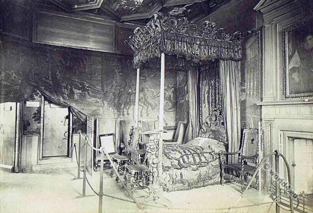 Bedroom, Mary Stuart, Queen, Scots