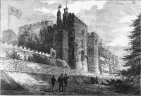 Berkeley Castle Gloucestershire. Prince of Wales.