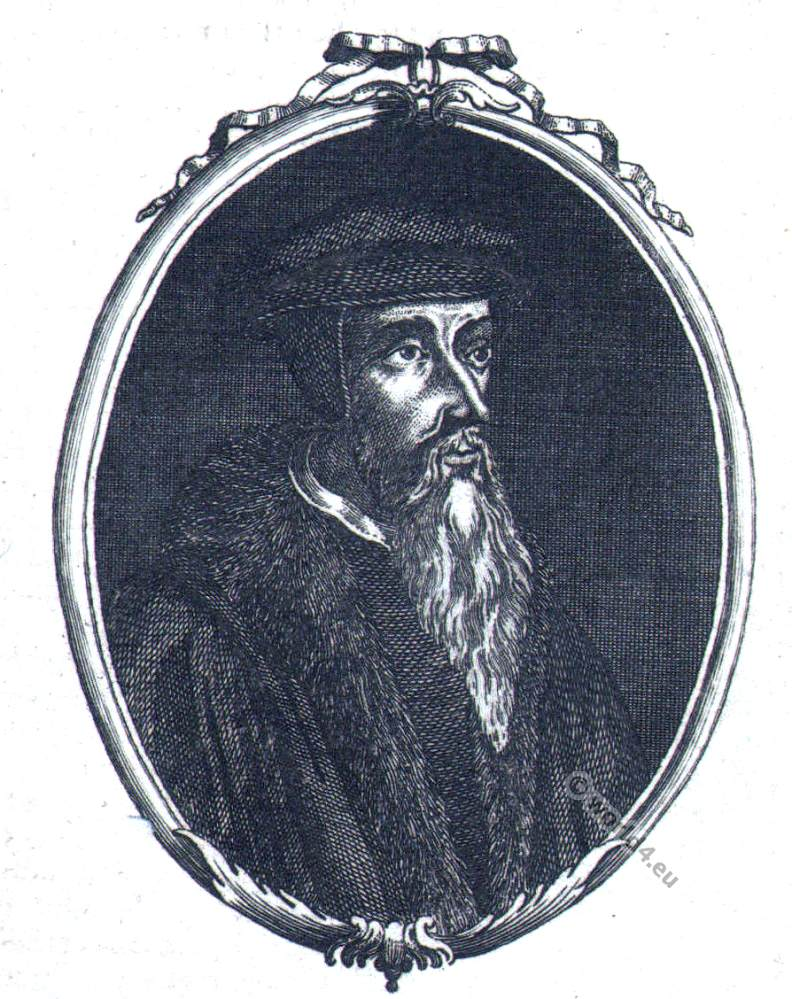 John Calvin, Protestant, Reformation,