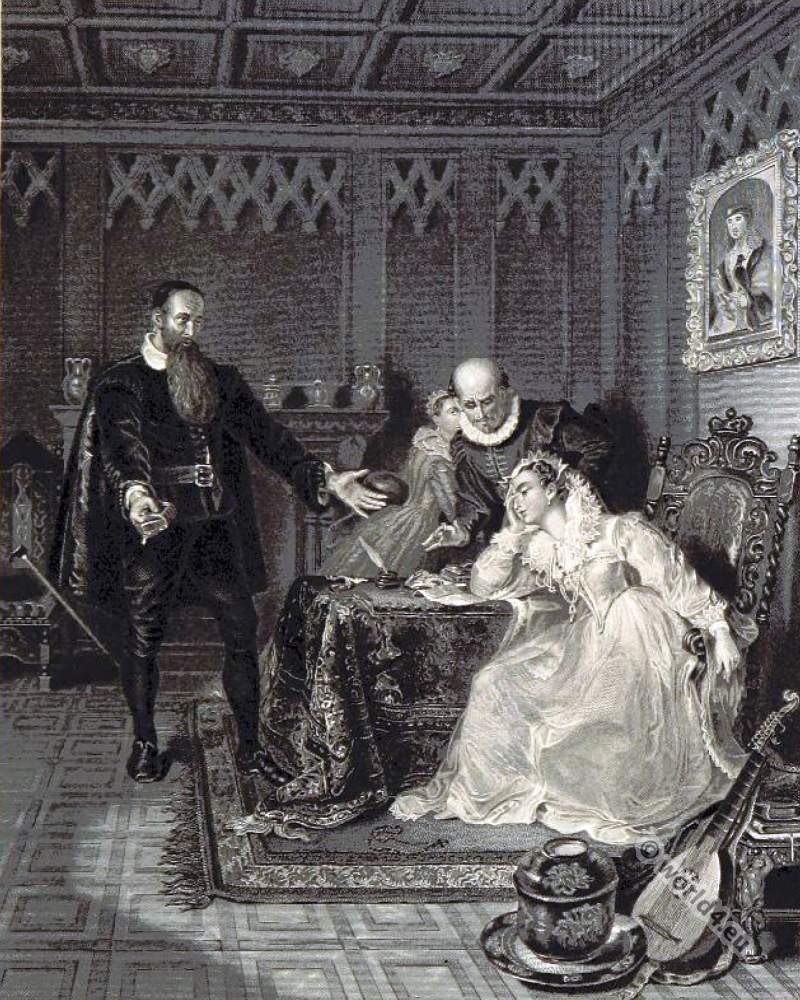 John Knox, Mary stuart, Queen,