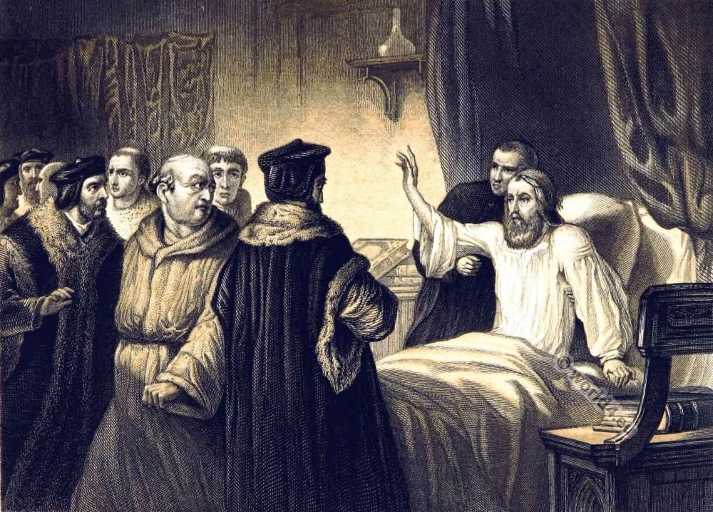 John Wycliffe, England, Scholastic, philosopher