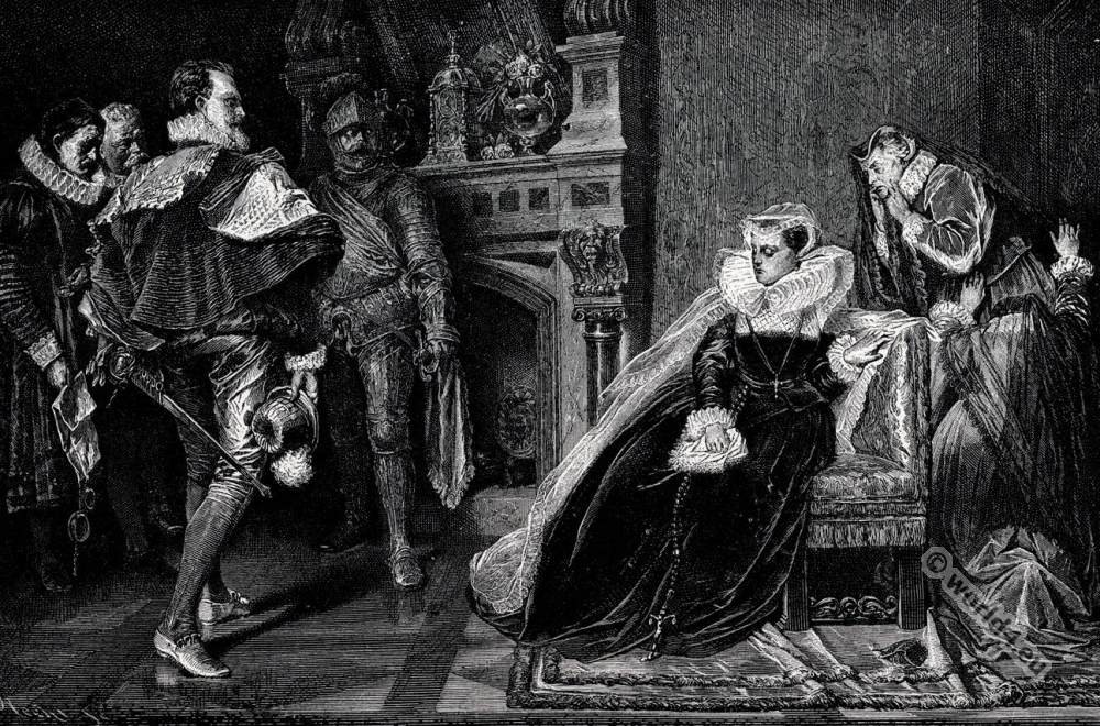 Mary, Queen, Scots, Prison