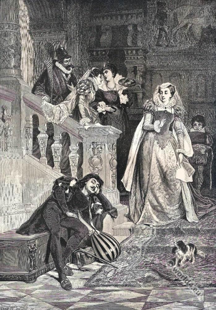 Mary Stuart, Queen, Rizzio,