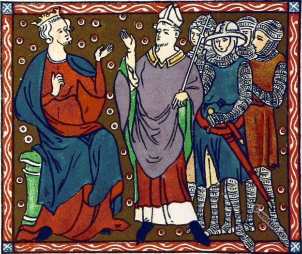 Plantagenet, king, Henry II, Thomas Becket,