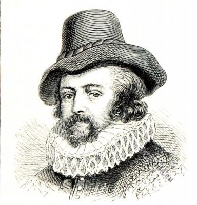 Francis Bacon, Philosopher, 16th, century, Tudor