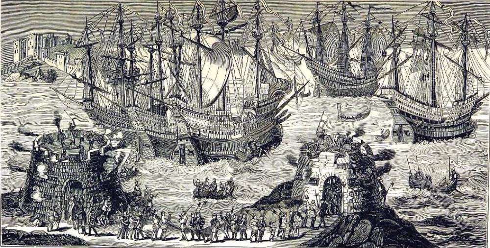 Henry VIII, Dover, Tudor, history, Calais, Francis I