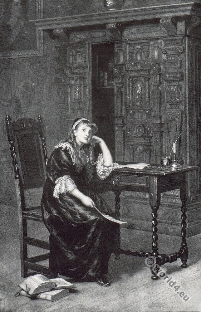 Elisabeth, Queen, England, Tudor,fashion history,Tower,imprisoned,