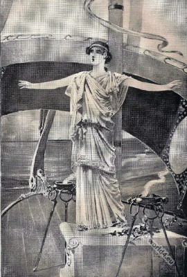 Balaustion's adventure by Robert Browning. Romanticism era.