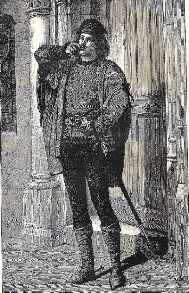 Phoebus de Chateaupers. Notre Dame de Paris. Victor Hugo