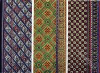 Carpets design. 19th century. Kidderminster.