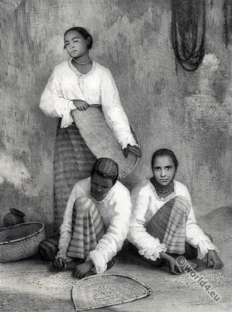 Sinhalese, women, Sri Lanka, coffee, picker, child labour, colonialism,
