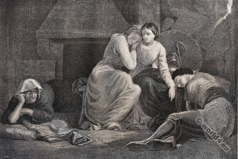 Fairy Queen, Edmund Spenser, Faerie Queen, Anglo-Saxon, literature, English, Renaissance,