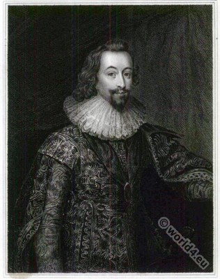 George Villiers, 1st, Duke, Buckingham, England, 17th century, nobility,  Baroque,