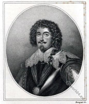 Richard Sackville, 5th Earl, Dorset, England, 17th, century, nobility,