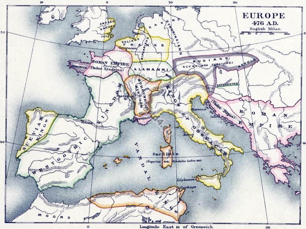 Barbarian, migration, maps, map, history