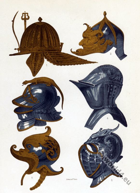 15th century. Renaissance military.