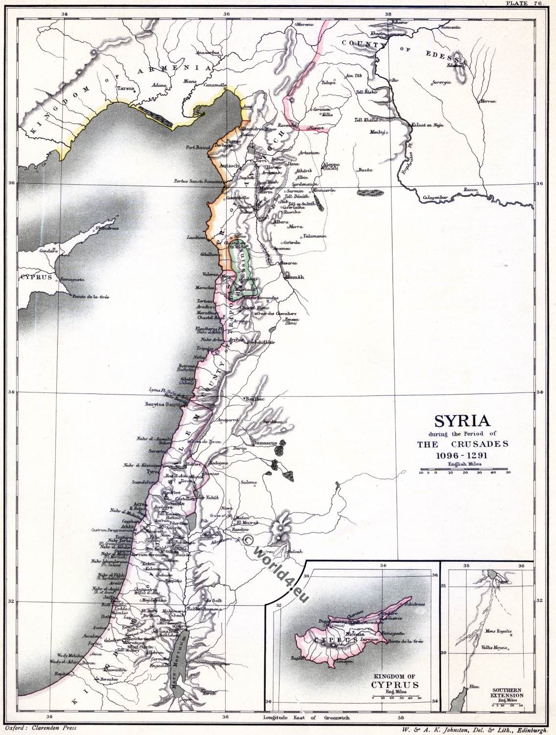 Antioch, crusades, Maps, places, Syria, Holy Land, middle ages, principality,