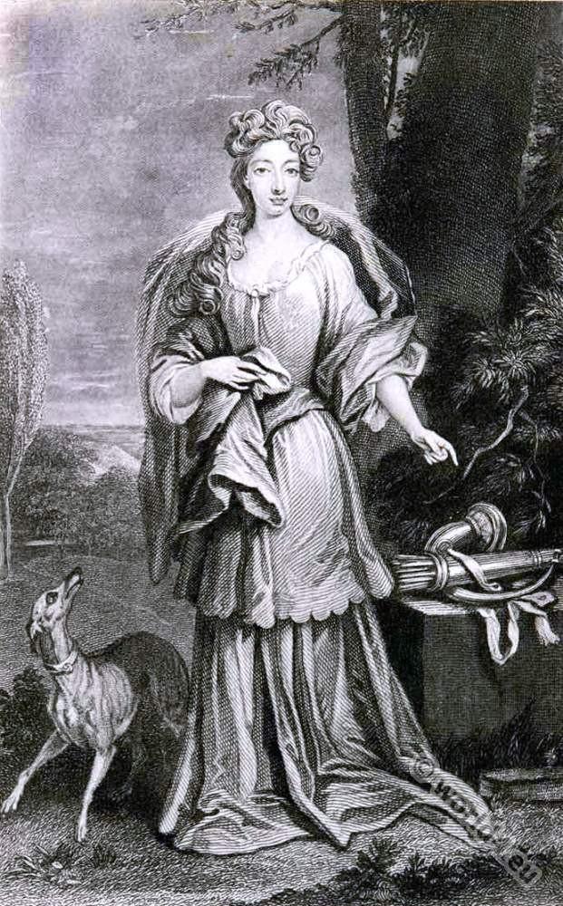 Elizabeth Cromwell. Lady Protectress. England History. 17th century nobility