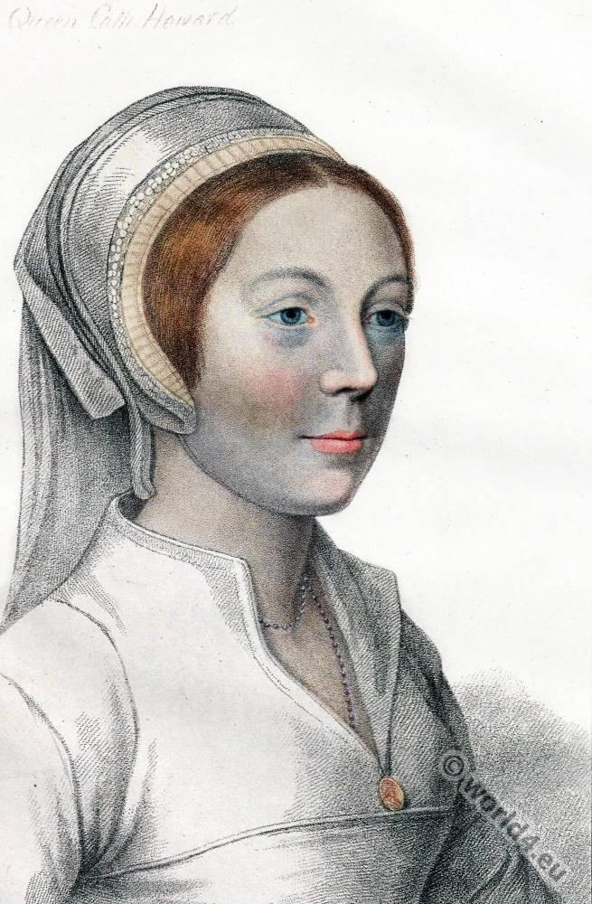 Catherine, Howard, Queen, England, Tudor,