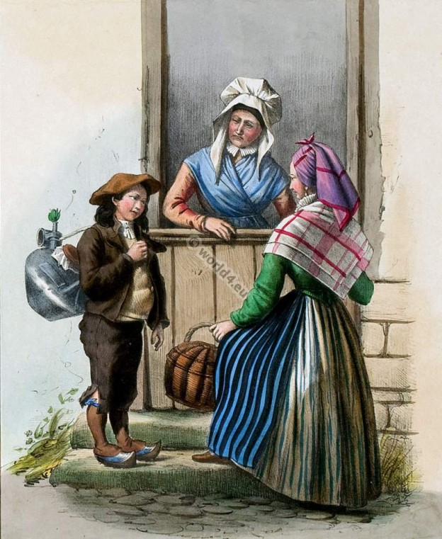 Pau,france,traditional,traditionnel,costume,pyrenees,costumes des pyrénnées,french,folk,dresses,Édouard pingret