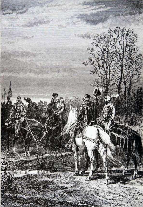 Battle, Moncontour, Charles IX, Huguenot,