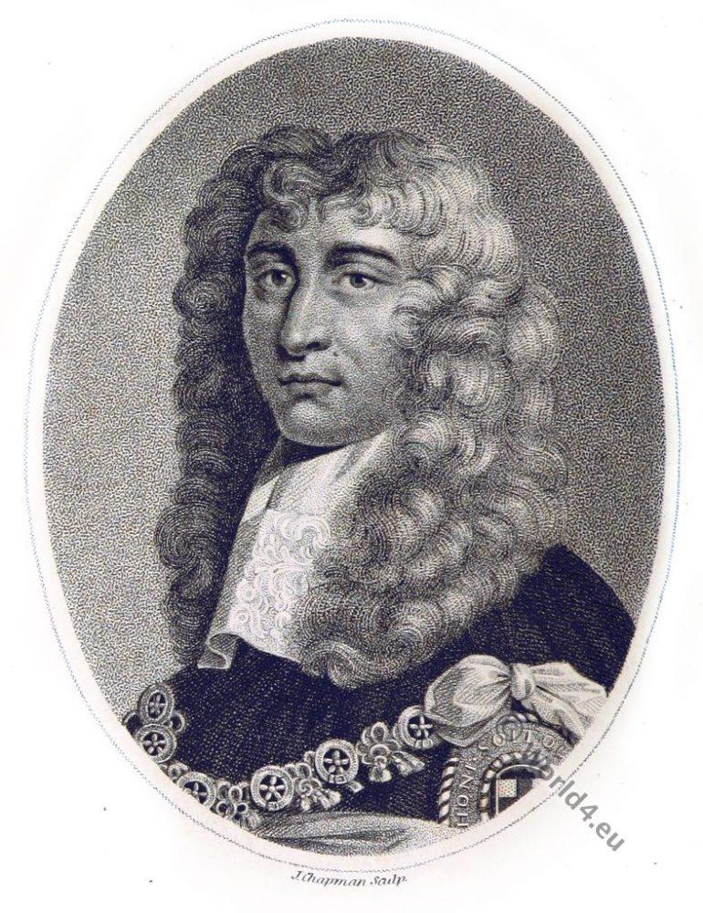 Prince, Rupert, Count, Palatin, England, civil war, Nobility, 17th century, Generalissimo