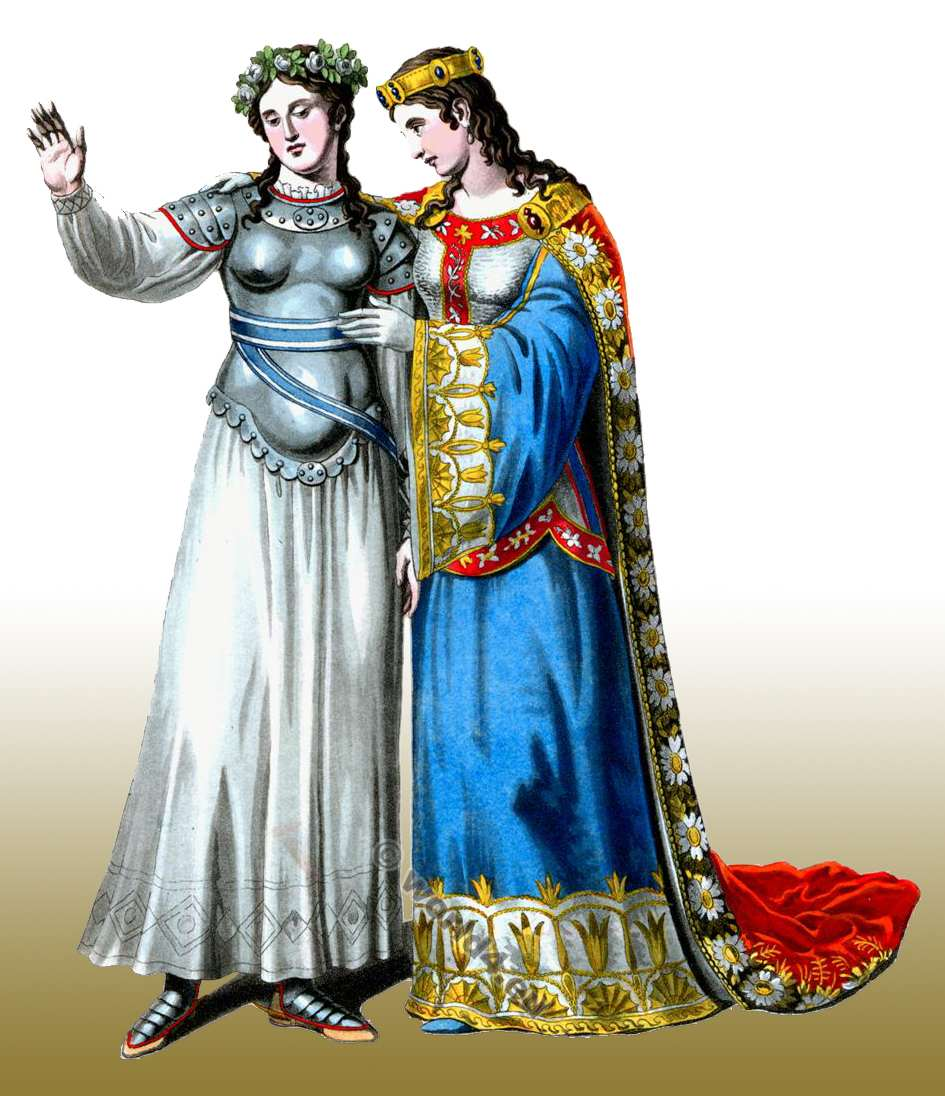 Agnes Sorel, Joan of Arc, Theater, costumes, middle ages, gothic, fashion