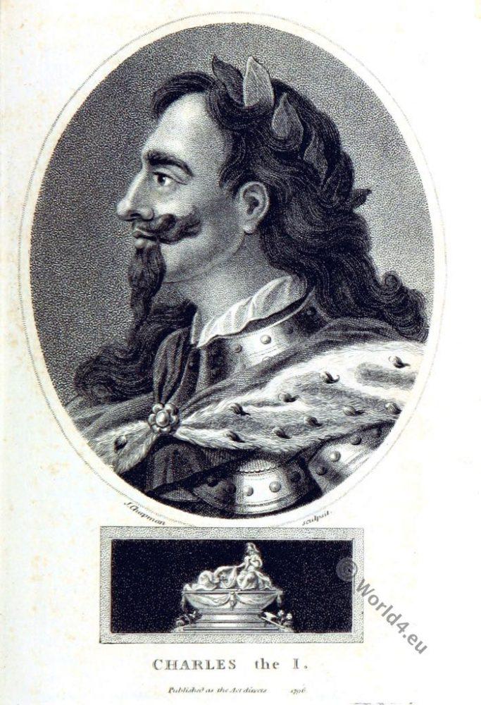 Charles I, Stuart, King, England, 17th, century, nobilty