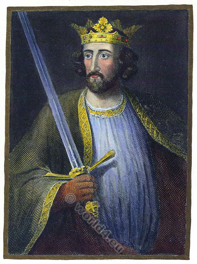 Edward I, Longshanks, King, England, middle ages,