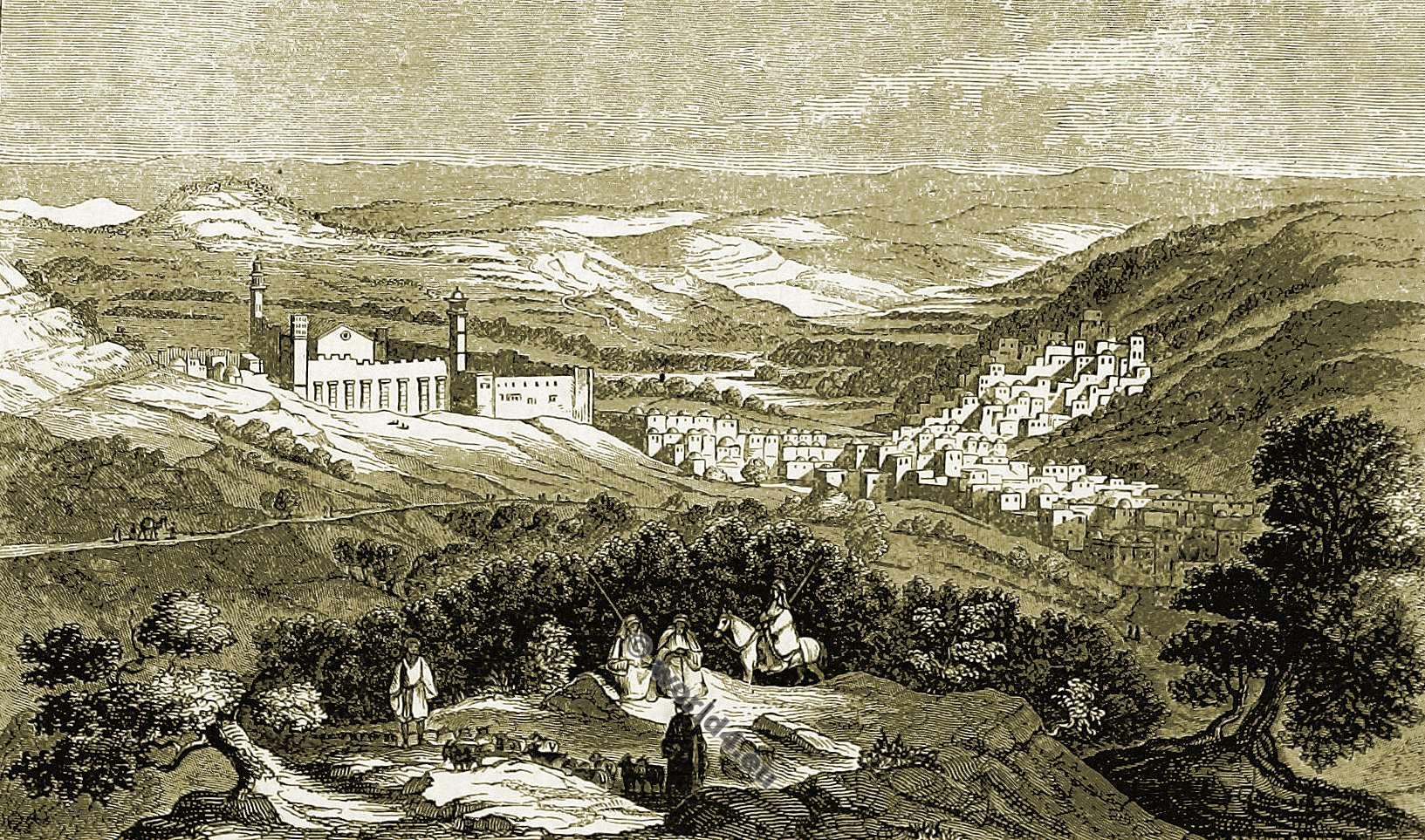 Hebron, Cave, Machpelah, Ibrahimi Mosque, ancient, Jewish,