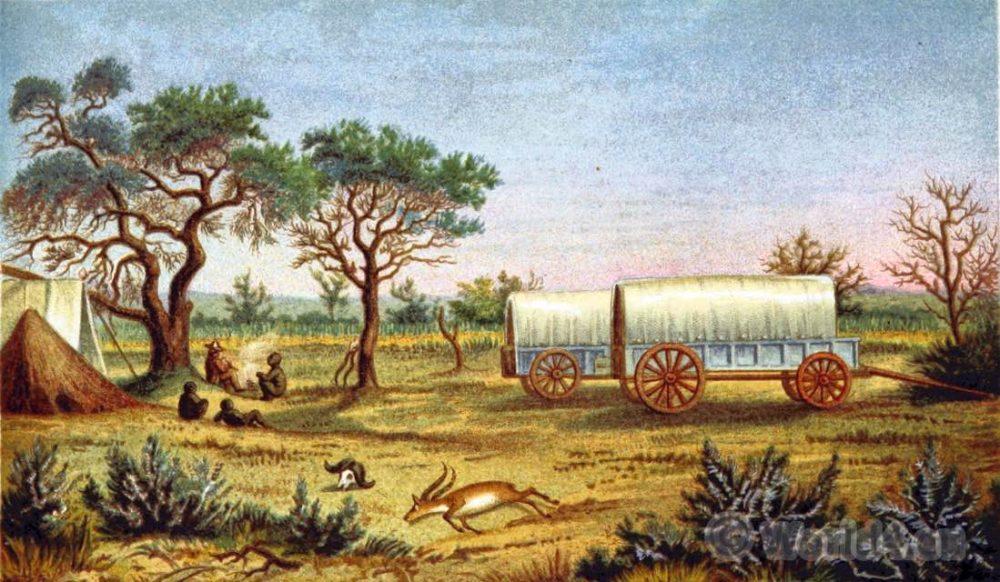 Matabele, Semokwe, River, Zimbabwe, Hunter, camp,
