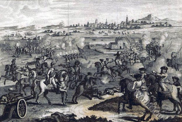 Worcester, Battle, Oliver Cromwell, Charles II, England, Civil War,