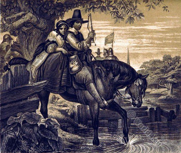 Charles II, Jane Lane. England history. Baroque costumes.