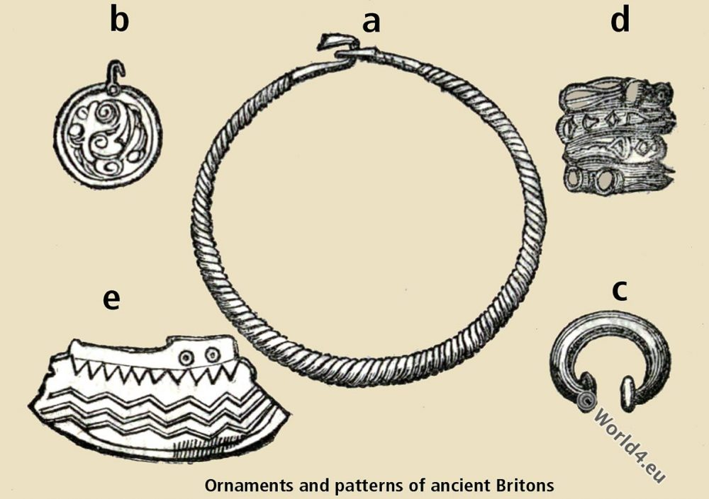 Ornaments, Patterns, Britons,