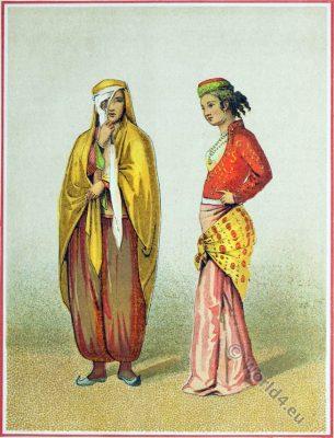 Costumi Persia. Secolo XVIII.