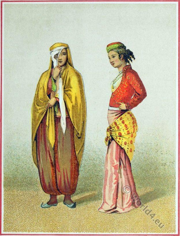 Costumi, Persia, Iran
