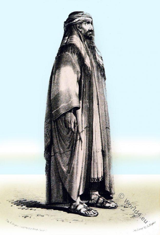 Abdallah I. ibn Saud. Sheikh., Wahhabi, Emir, Saudi State, Imam