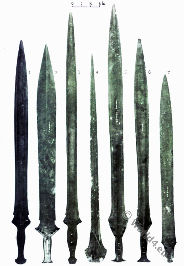 Sword, Rapier, British Isles,Bronze Age,British Antiquities,La Tène,Hallstatt,Keltic,swords,