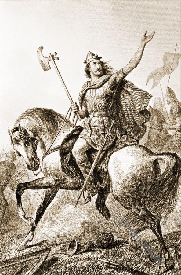 Clovis, Chlodowech, Chlodwig, Chlodovech, Merovingian, King, Ancient, Battle, Tolbiac.