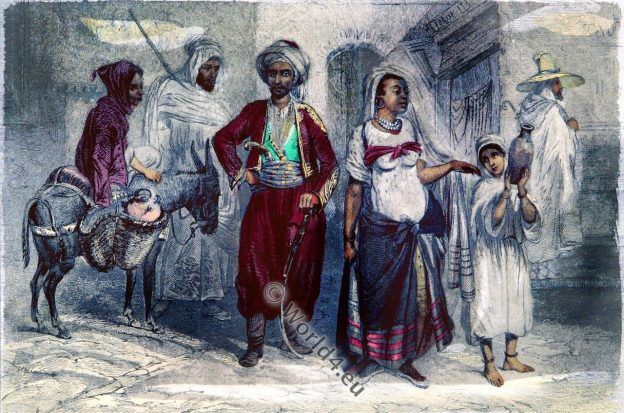 Morocco, Maroc, Costumes, Marruecos, Trajes