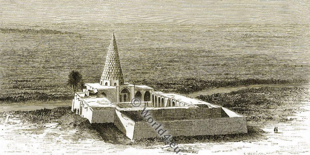 Susa, Iran, tomb, Daniel, prophet, Bible, pilgrimage site