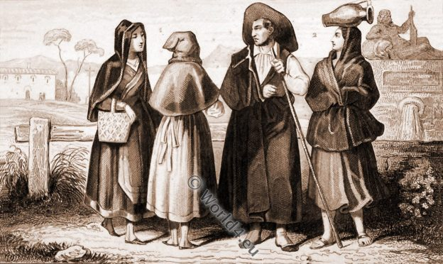 Espagne, España, Madrid, Costume, Disfraz,
