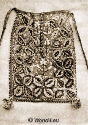 Spain, España, BOLSILLO, traje tradicional, Montehermoso, Monte Hermoso, Cáceres, Festival dress, vestido de Festival,