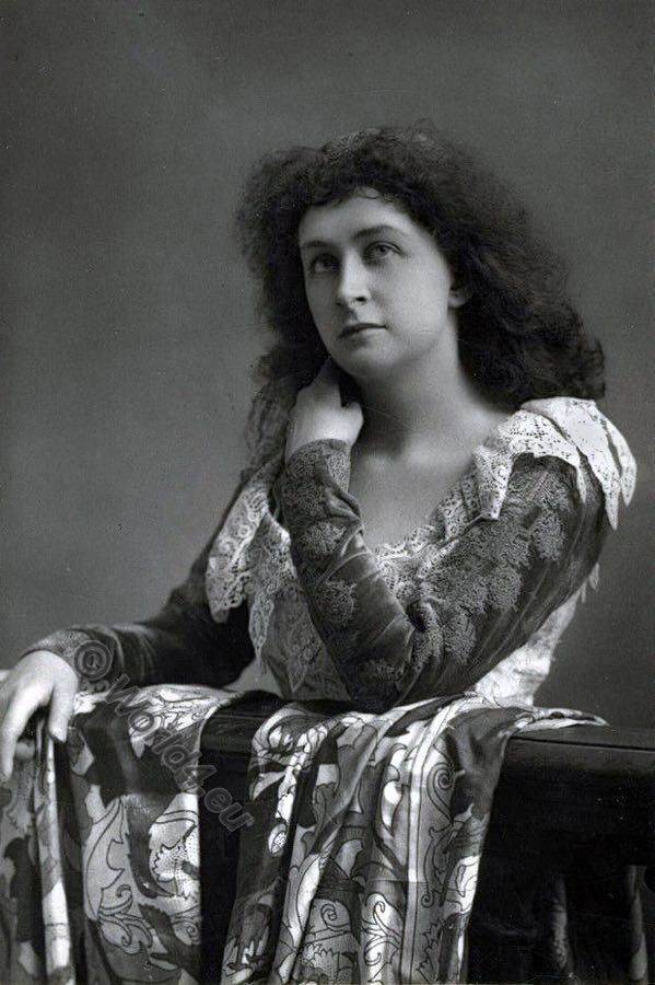Emma Hayden Eames, American opera singer