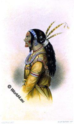 Warrior, Native American, Native indian, Gwich'in, Gwitchin, Saviah, Alaska, Kutchin, Kutcha-Kutchi